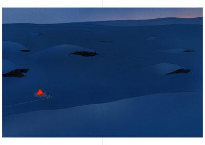 Dans la longue nuit du Groenland