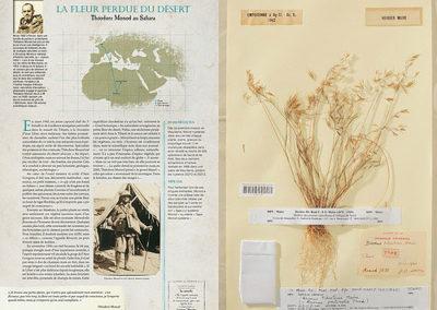 herbier Monod